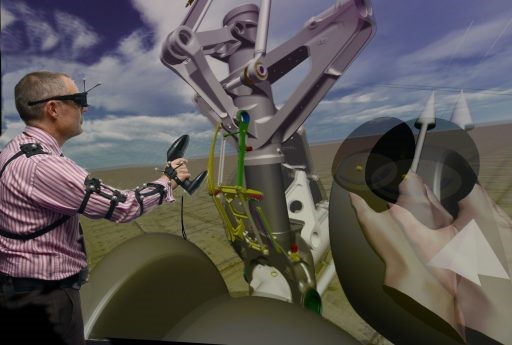 VR航空航天国防