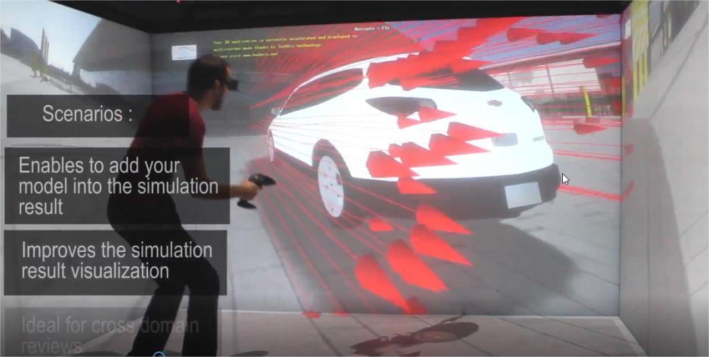 通用汽车VR设计
