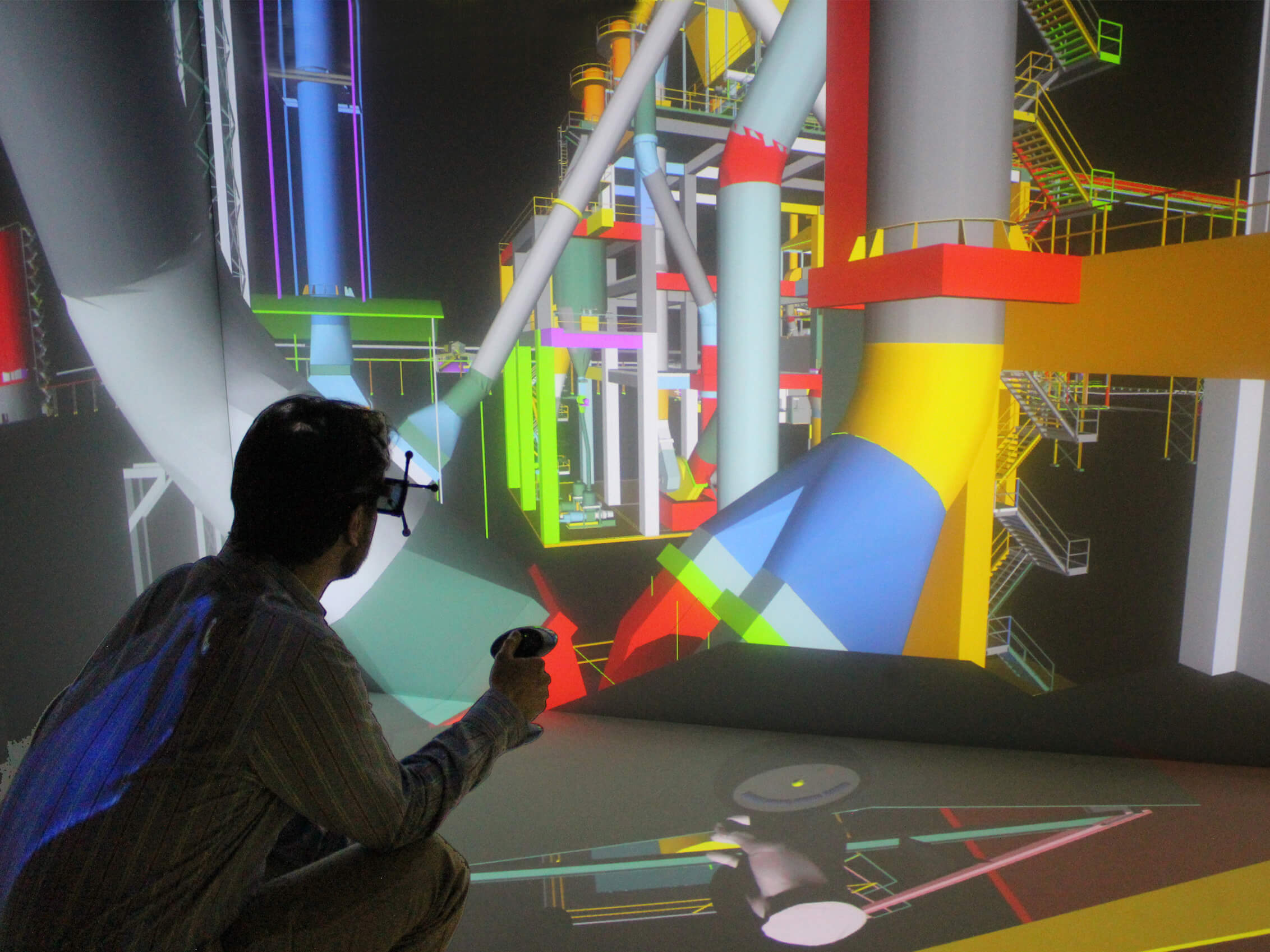 TechViz in the Industry and machinery sector