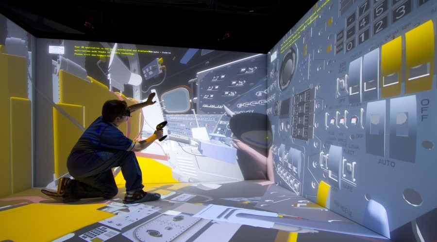 TechViz XL - Virtual Reality Software - Interact with your 3D CAD model