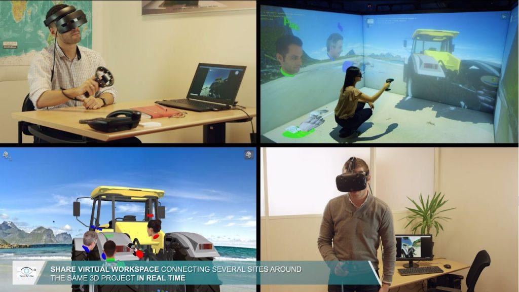 VR虚拟现实让距离不再是难题